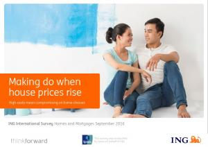 Making do when house prices rise