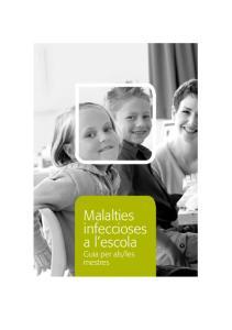 Malalties infeccioses a l escola