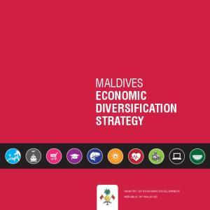 Maldives Economic Diversification strategy
