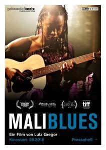 MALIBLUES. Ein Film von Lutz Gregor Kinostart: Presseheft p