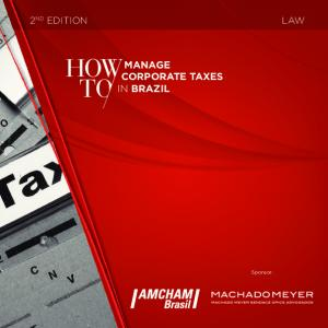 Manage Corporate taxes in Brazil