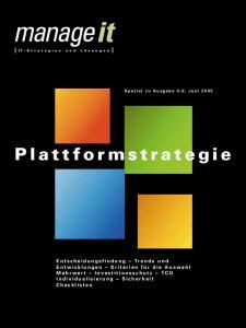 manage Plattformstrategie