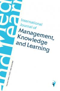 Management, Knowledge and Learning