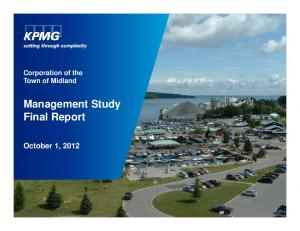 Management Study Final Report
