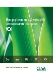 Managing Environmental Sustainability