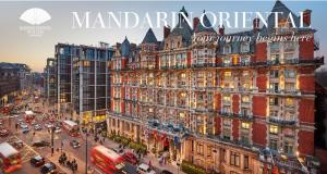 MANDARIN ORIENTAL. Your journey begins here