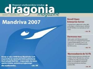 Mandriva magazine. Magazyn użytkowników Linuksa. Novell Open Enterprise Server