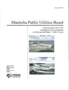 Manitoba Public Utilities Board