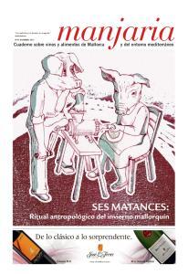 manjaria SES MATANCES: Ritual antropológico del invierno mallorquín De lo clásico a lo sorprendente