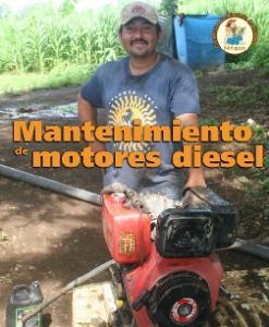 Mantenimiento de motores diesel para bomba de riego o picadora de pastos