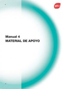Manual 4 MATERIAL DE APOYO