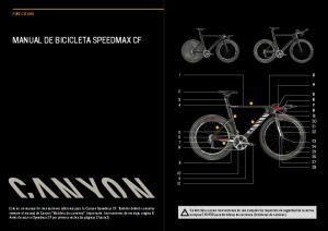 MANUAL DE BICICLETA Speedmax CF
