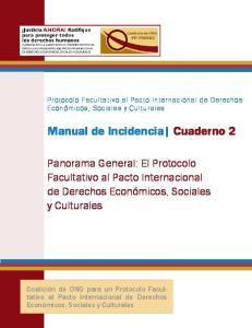 Manual de Incidencia Cuaderno 2