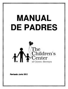 MANUAL DE PADRES Revisado Junio 2012