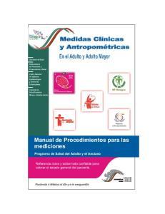 Manual de Procedimientos para las mediciones
