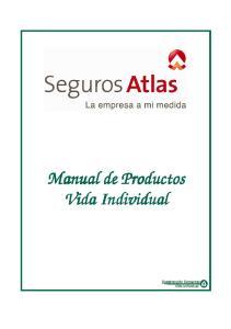 Manual de Productos Vida Individual