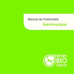 Manual de Publicidad Enerbioaalgae