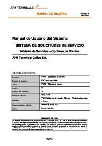 Manual de Usuario del Sistema