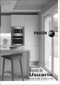 MANUAL DE USUARIO. Manual de Usuario FE-7210A - FE-7212A - FE-7212LXA - FE-7214A