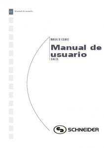 Manual de usuario MANUAL DE USUARIO SLA6135