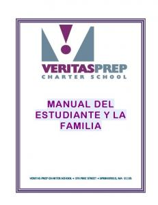MANUAL DEL ESTUDIANTE Y LA FAMILIA