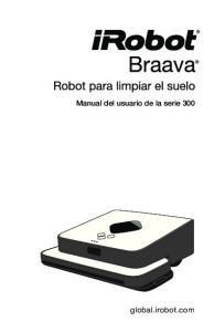 Manual del usuario de la serie 300
