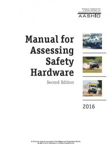 Manual for Assessing Safety Hardware