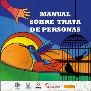MANUAL SOBRE TRATA DE PERSONAS