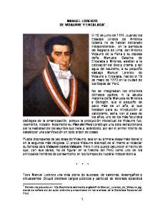 MANUEL LORENZO DE VIDAURRE Y ENCALADA 1