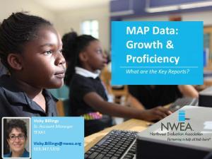 MAP Data: Growth & Proficiency