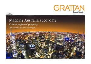 Mapping Australia s economy