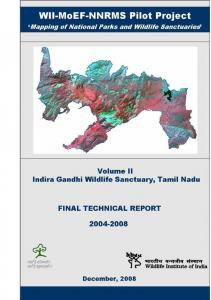 Mapping of Wildlife Sanctuaries and National Parks of India. A Pilot Project: Indira Gandhi Wildlife Sanctuary NRSC