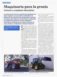 Maquinaria para la granja