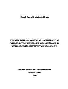 Marcelo Aparecido Martins de Oliveira