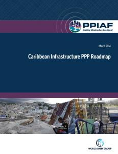 March Caribbean Infrastructure PPP Roadmap