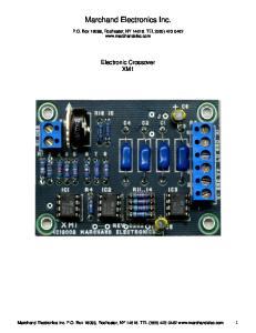 Marchand Electronics Inc