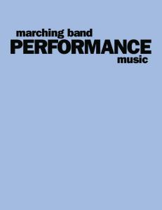 marching band PERFORMANCE music