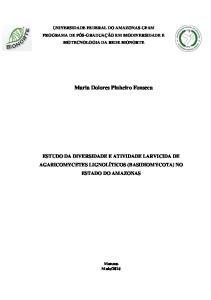 Maria Dolores Pinheiro Fonseca