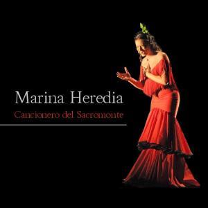 Marina Heredia. Cancionero del Sacromonte