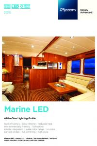 Marine LED. All-in-One Lighting Guide