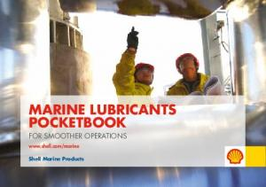 Marine Lubricants. For smoother operations.  Shell Marine Products