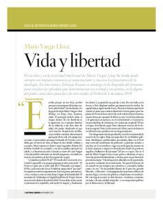 Mario Vargas Llosa: viaje al interior de mario vargas llosa