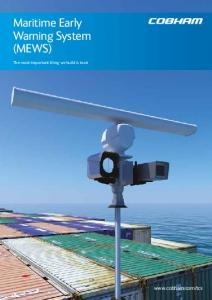 Maritime Early Warning System (MEWS)