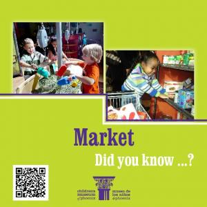 Market. Did you know...?