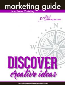 marketing guide from Keener Marketing prc resources.com