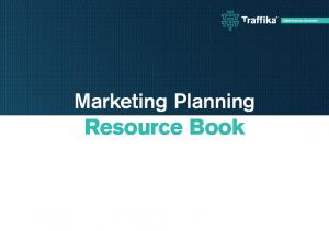 Marketing Planning. Resource Book