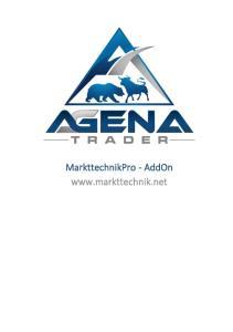 MarkttechnikPro - AddOn