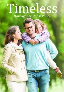 Marriage and Public Policy