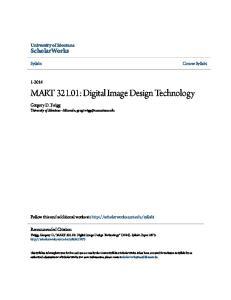 MART : Digital Image Design Technology