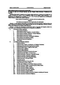 Martes 2 de abril de 2013 DIARIO OFICIAL (Segunda Sección)